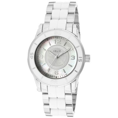 Relic by Fossil Women's Hannah Round Watch