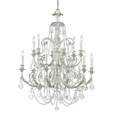 Regis 12 Light Chandelier
