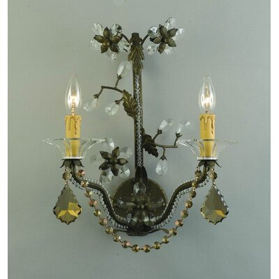 Regis 2 Light Wall Sconce