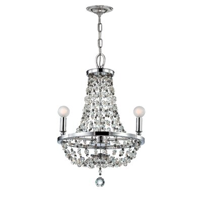 Channing 3 Light Mini Chandelier