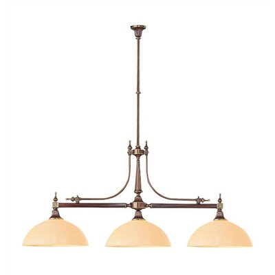 Camden 3 Light Kitchen Island Pendant