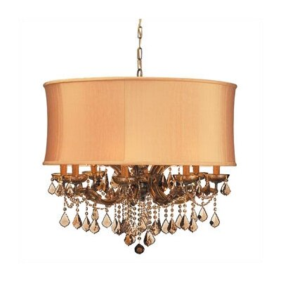Crystorama Brentwood 12 Light Chandelier