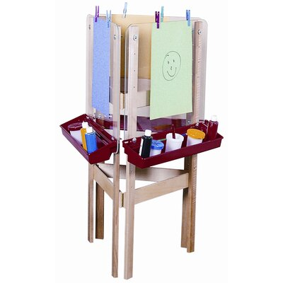 Wood Designs Three Way Adjustable Easel