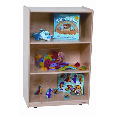 Wood Designs Storage Shelf