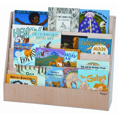 Wood Designs Big Book Display Stand