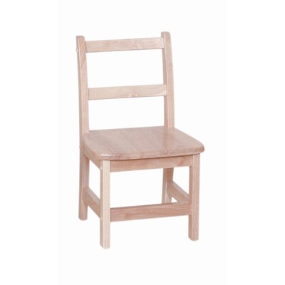Wood Designs Wood Classroom Glides Chair (Set of 2)