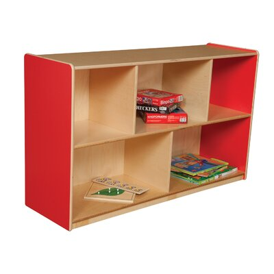 "Wood Designs 30"" Mobile Single Storage Unit with Hardboard Back"