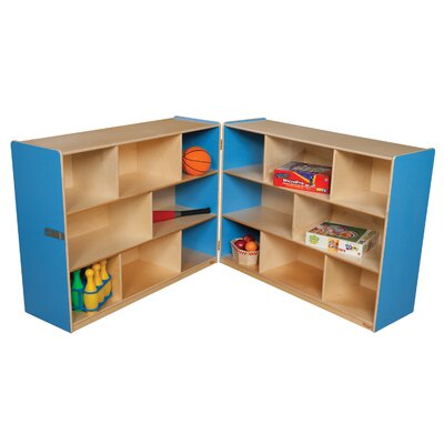 Wood Designs 36&quot; Folding Storage Unit