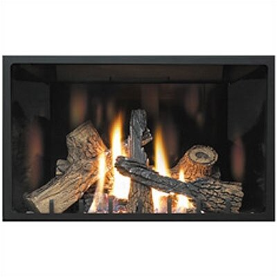 Fireplace Porcelain Reflective Radiant Panels