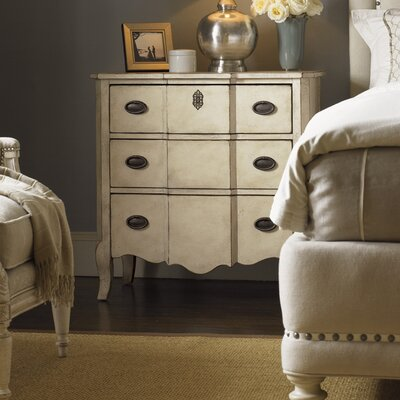Lexington Twilight Bay 3 Drawer Nightstand
