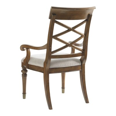 Lexington Quail Hollow Warren Arm Chair