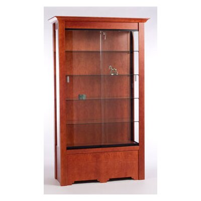 Tecno Display Wall Display Case With Sliding Door