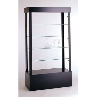 "Tecno Display Open Rectangular 48"" Display Case"