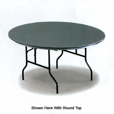Midwest Folding Products 30/60&quot; NLW Series Serpentine Folding Table