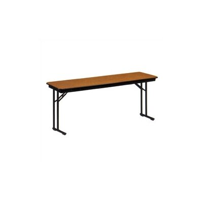 Midwest Folding Products CP Series Plywood CoreTraining Table