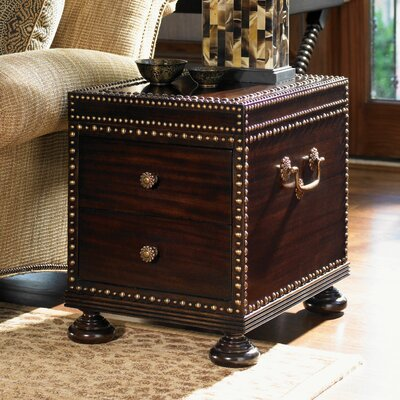 Tommy Bahama Home Royal Kahala Sunset Cay End Table