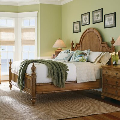 Tommy Bahama Home Beach House Belle Isle Panel Bed