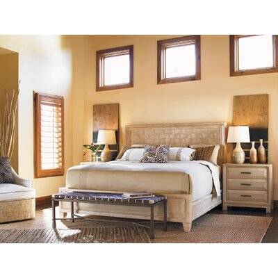 Tommy Bahama Home Road to Canberra New Caledonia Panel Bedroom Collection