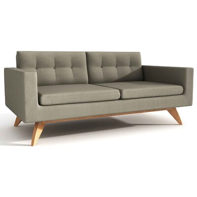 True Modern Luna Loveseat Sofa