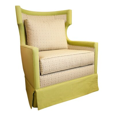 SPI Baby Windward Wingback Rocking Chair