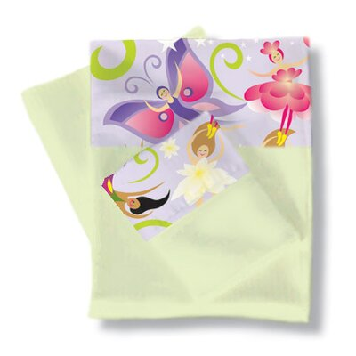 Room Magic Magic Garden Sheets / Pillowcase Set