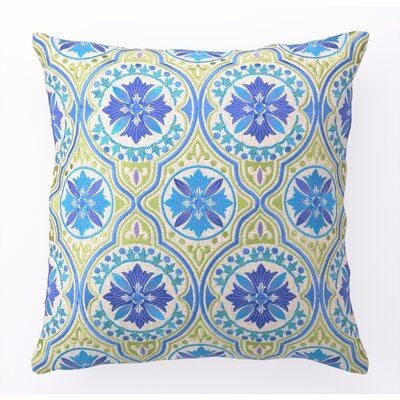 Back Bay Embroidered Pillow