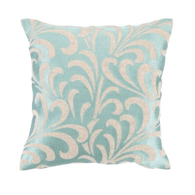 Kate Spain Talavera III Linen Embroidered Pillow