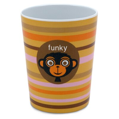 Jane Jenni Inc. Funky Monkey Dinnerware Set