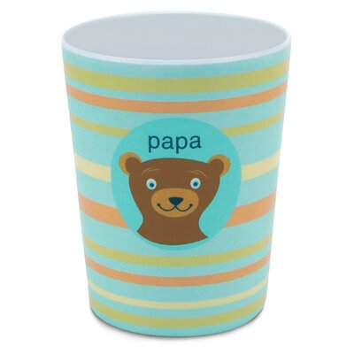 Jane Jenni Inc. Papa Bear Dinnerware Set