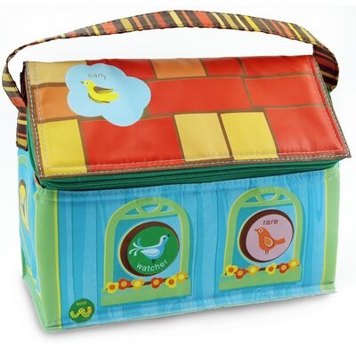 Jane Jenni Inc. Birdhouse Lunch Bag