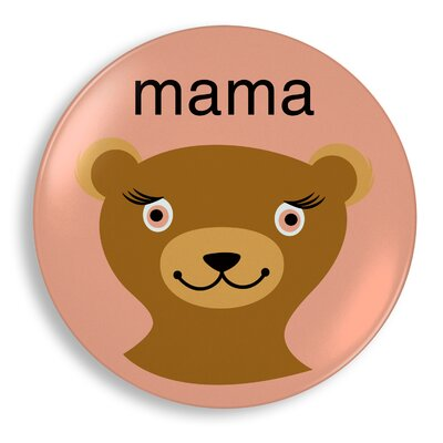 Jane Jenni Inc. Mama Bear Plate