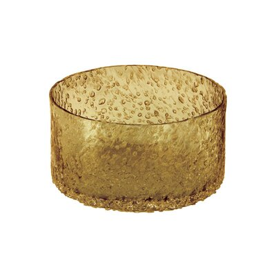 Lazy Susan Rock Salt Bowl