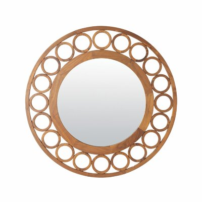Lazy Susan USA Chamber Mirror