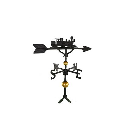 Montague Metal Products Inc. Deluxe Train Weathervane