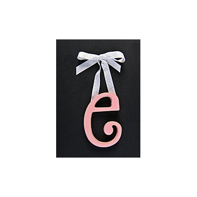Forest Creations Hanging Letter E