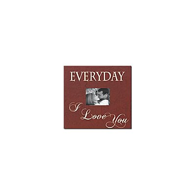 Forest Creations Everyday I Love You Home Frame