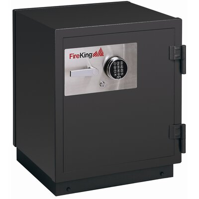 Fire King 2 Hr Fireproof Burglary Safe