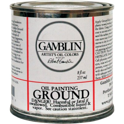 Gamblin Oil Painting Ground