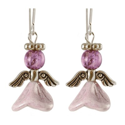 Angels of Elation Sterling Silver Earrings