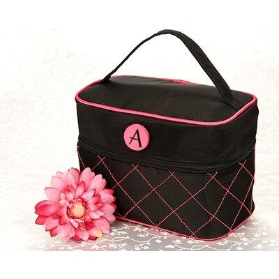 Monogrammed Makeup Bags on Aspen   The Cosmopolitan   Monogrammed Cosmetic Travel Bag   Wayfair