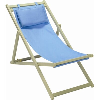 Twotree Hammocks Wooden Deck Chair