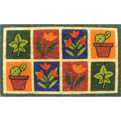 Home & More Springtime Doormat