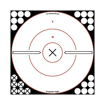 Birchwood Casey Shoot-N-C Bull's Eye Target