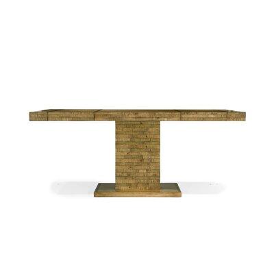 Pub tables bistro sets wayfair - Rectangular pedestal kitchen table ...