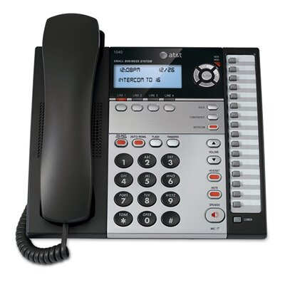 AT&T 4 Line Speakerphone