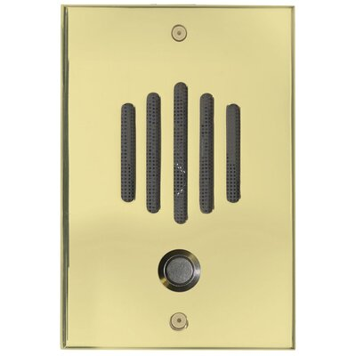 Channel Vision Door Plate