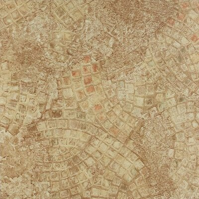 "Achim Importing Co Nexus 12"" x 12"" Vinyl Tile in Ancient Beige"