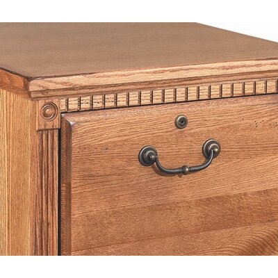 kathy ireland Home by Martin Furniture Huntington Oxford Two-Drawer File