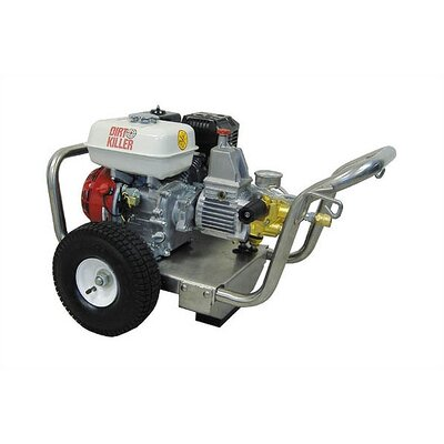 Dirt Killer 3.5 GPM / 2000 PSI Cold Water Gas Pressure Washer