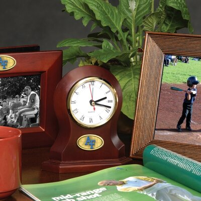 The Memory Company NCAA Desk Clock